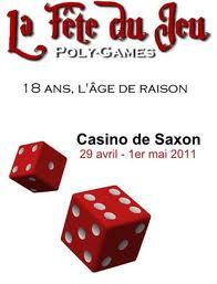 Fête du jeu de Saxon (Suisse)