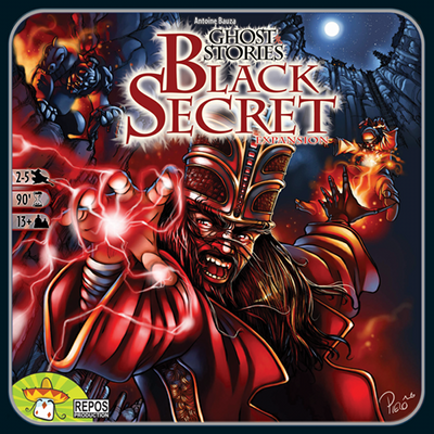 Ghost Stories Black Secret