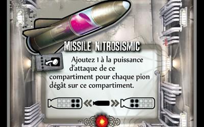 Steam Torpedo Missile Nitrosismic