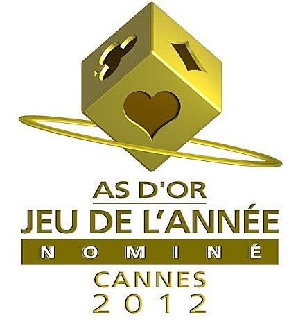 Nomiés de l'as d'Or 2012