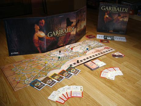 Garibaldi La Trafila