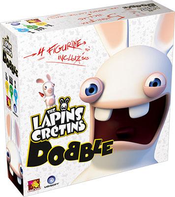 Dobble Lapin Crétin
