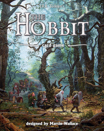 The Hobbit the card game