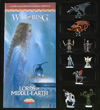 Extension pour War of the Ring