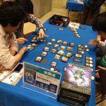 Tous les Thunderstone sortent très vite en japonais, tout comme Quarriors et autres jeux à collectionner :)
