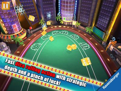 Il est dit clairement que c'est un jeu stratégique avec une pointe de chance !