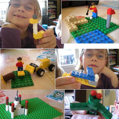 Lego Creationary : même ma fille de 7 ans y arrive, mais pas Olivier :-(