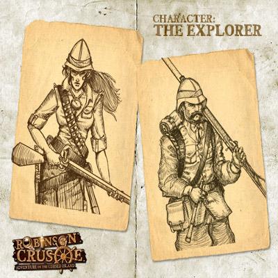 Les explorateurs de Robinson, pas si éloignés des Naufragés