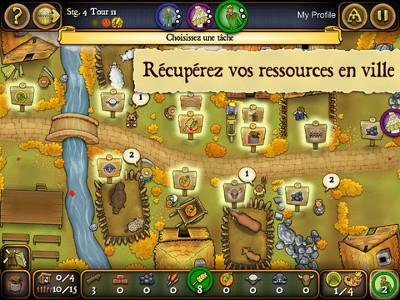 Agricola le meilleur jeu de société actuellement sur iPad
