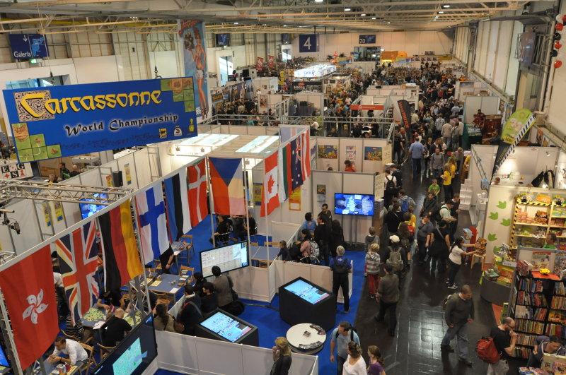 Essen 2012 stands