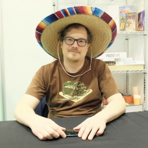 Thomas Provoost, l'homme au sombrero
