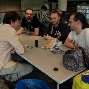 L'équipe derrière Time Masters (et Mushroom Games) en pleine interview