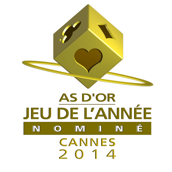 As d'or Jeu Annee 2014