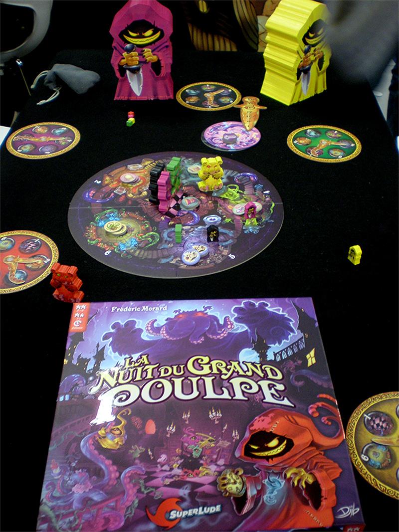 Un jeu à la fois Grand Public, malin et geek.