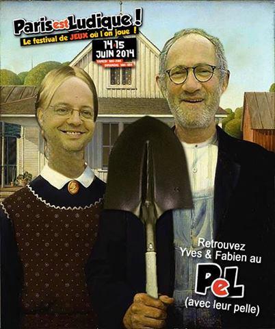 Yves Hirschfeld et Fabien Bleuze