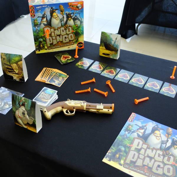 Pingo Pingo, réédition de Squad Seven