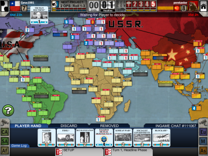 Twilight Struggle iOS