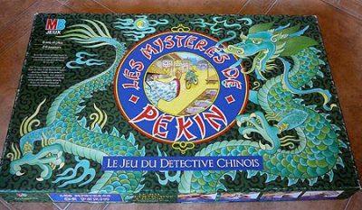 Boite originale des mystères de Pékin (VF)