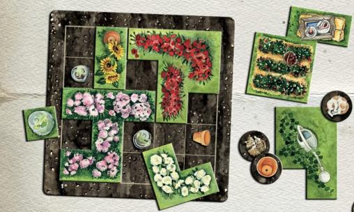 Cottage Garden, un jeu qui dépote ou qu'on rempote.