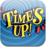 Time's up sur Iphone