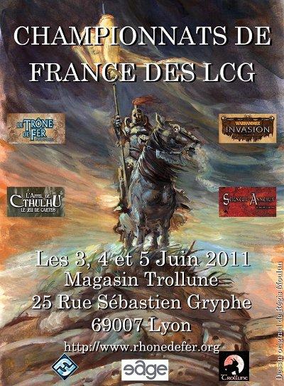 Championnat de France de JCE