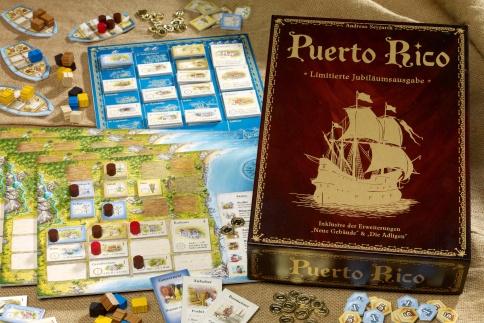 Puerto Rico 10 Jahre
