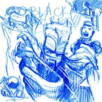Couverture Black Secret Piero