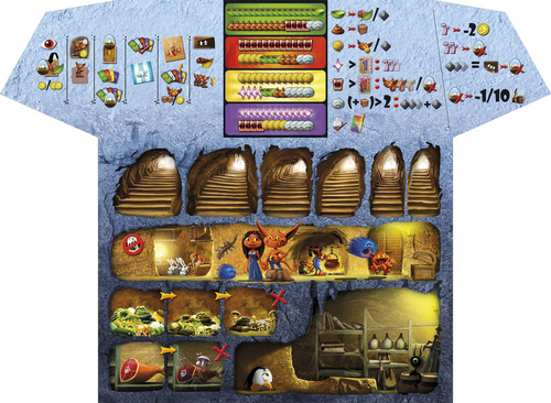 Dungeon Petz Plateau Individuel