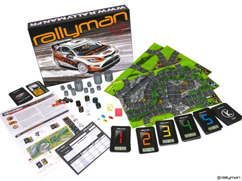 Rallyman 2012