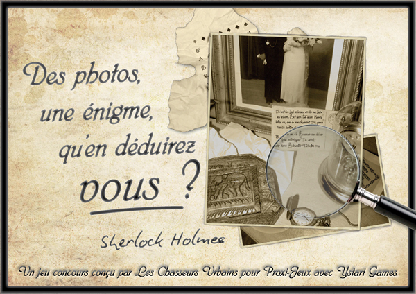 Concours Sherlock Holmes Detective Conseil