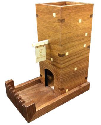 Geek Chic Dice Tower