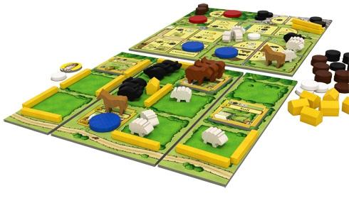 Agricola Terres d'élevage