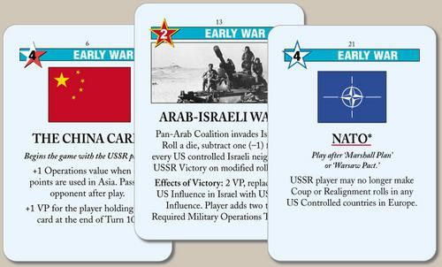 Cartes Twilight Struggle