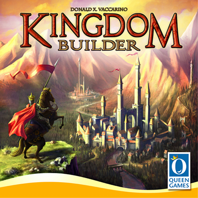 Kingdom Builder Queen Games