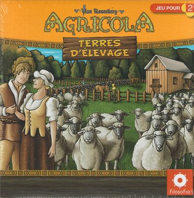 Agricola Terre d'élevage