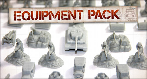 Mémoire 44 : Equipment Pack :
