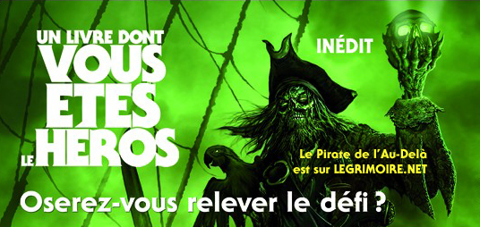 Le Pirate de l au Dela Gallimard