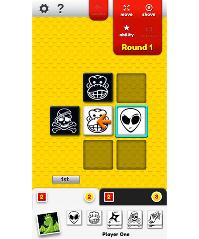Unissez les pouvoirs du singe, de l'alien et du zombie !