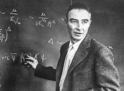 """""""Vous avez compris la règle du jeu ?"""" Oppenheimer (1949)."""
