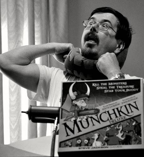 Munchkin rends fou ? Non, il rends riche :)