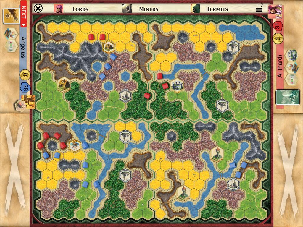 Un jeu qui décevra les amateurs de jeu de gestion de royaumes.
