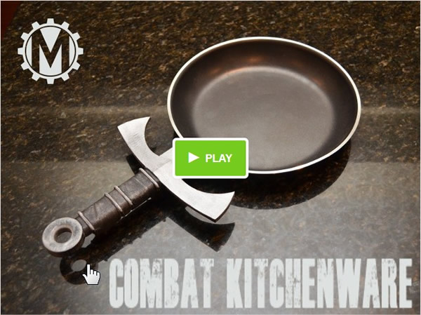 Kitchenware-Kickstarter