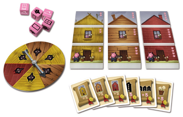Les Trois Petits Cochons, ou la taxe foncière expliquée aux enfants