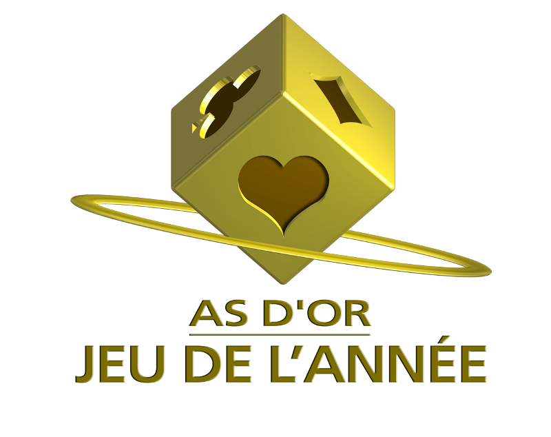 Logo As d'or Jeu Annee