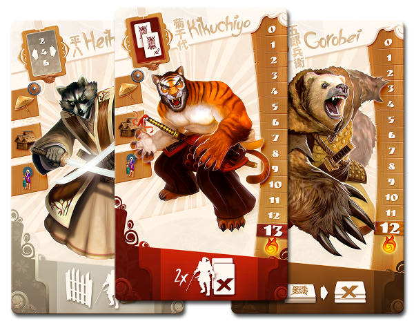 samurai-spirit-boards-animal