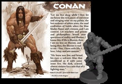 Conan Monolithe