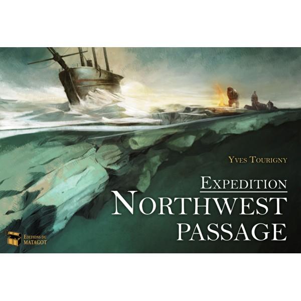 Couverture de Expédition Northwest Passage
