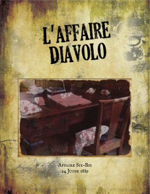 L'affaire Diavolo