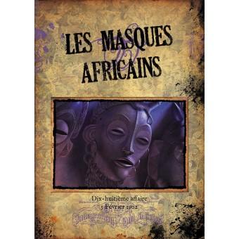 Les masques africains, une enquête pour SHDC