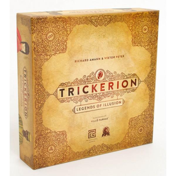 Trickerion, nan mais promis c'est plus beau à l'intérieur, hein !